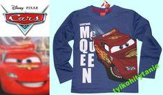 Zygzak mcqueen cars disney 8 lat tanio NOWA Disney Pixar, Mcqueen, Cars, Sports, Fashion, Hs Sports, Moda, Fashion Styles, Autos