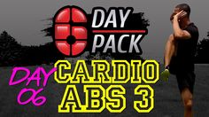 Day 06: Cardio Abs 3 | Six Day Six Pack Workout