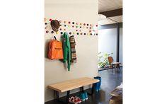Multiple 'Eames® Hang-It-All' hooks via DWR.