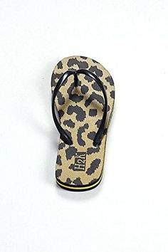 18011c85c98bd4 Introducing Cheetah Thong Flip Flop Sandal 6 Gold. Great Product and follow  us to get more updates!