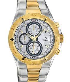 Titan Octane NE9308BM01J Men's Watches