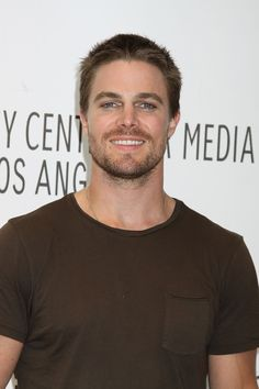 Okay... Just getting this Stephen Amell crush out of my system.... Last post, I promise!