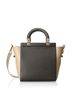 GIVENCHY Women's HDG Small Top Handle Tote, Black
