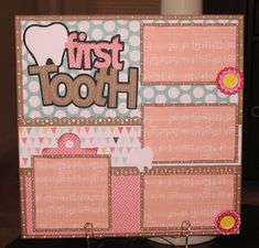 Fantabulous Cricut Challenge Blog: FCCB Fantabulous Friday- National Tooth Fairy Day