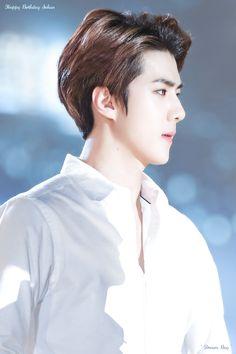 Oh Sehun How can someone this perfect exist? Baekhyun Chanyeol, Exo Kai, Sehun Hot, Kris Wu, Rapper, Ko Ko Bop, Exo Luxion, Seoul Music Awards, Xiuchen