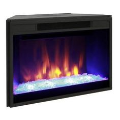 The Avalon Fireplace Insert | 616 Diamond Fyre offers an ...