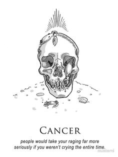 Cancer - Shitty Horoscopes Book II: Anger by musterni