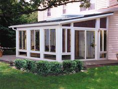 Sunroom Addition Shed Roof Plans Sun Room