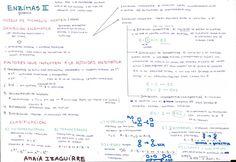 Esquema de enzimas que van haciendo #janoclase16 en su estudio. Algunos me llegan para supervisión. Buen esquema de repaso de Amaia I.