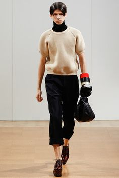 J.W. Anderson Fall 2014 Menswear Collection Slideshow on Style.com