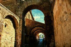 Roman Houses by occhioXocchio   | Giovanni Cappiello on 500px