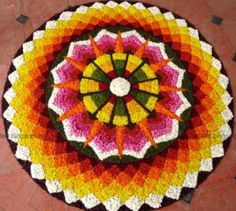 Top Best Rangoli designs for Diwali Festival 2015 with Themes. Be it an easy simple or intricate unique rangoli pattern, I have you covered this year with Best Rangoli Design, Rangoli Designs Latest, Rangoli Designs Flower, Rangoli Designs Diwali, Diwali Rangoli, Rangoli Designs Images, Flower Rangoli, Beautiful Rangoli Designs, Indian Rangoli