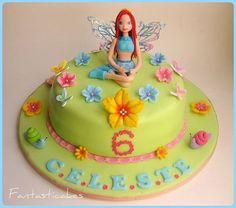 Torta Winx