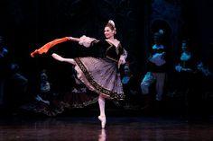 "Australian Ballet, Kirsty Martin in ""The Merry Widow"" (Photo: Jeff Busby)"