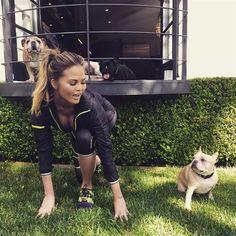 Workout | Chrissy Teigen Beauty Secrets Revealed! Get Perfect Glowing Skin Like Hers Now