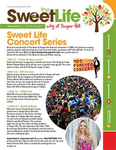 "EXTRA, EXTRA, READ ALL ABOUT IT! Read the latest, sweet news happening in Sugar Hill. Access the current edition of #TheSweetLife Newsletter here, http://www.cityofsugarhill.com/filestorage/11629/12855/14855/CSH-0008_CSH_MayJune_Newsletter_web.pdf Don't miss a beat, follow the link below to subscribe to the ""The SweetLife"" newsletter and more to receive all the latest news conveniently sent to your inbox. www.cityofsugarhill.com/content/11597/12284/default.aspx"