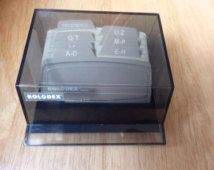 Rolodex Petite  Phone numbers and Address's Rolodex S-300C Mint Shape Vintage