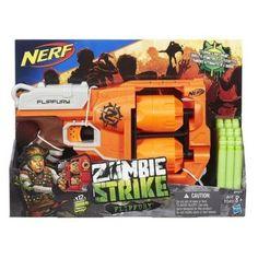 33% DE RABAIS! NERF Zombie Strike FlipFury De Hasbro 29,99$ LIVRAISON GRATUITE 44,99$ chez ToysЯus amazon Canada