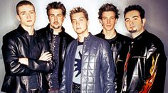 NSYNC! I saw them 4 times when they were together and Justin Timberlake when he toured solo!!! LOVE THEM