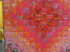 quilt road kaffe fassett | More of Kaffe's glorious modern quilts, many based on traditional ...