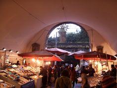 Catania: il mercato.