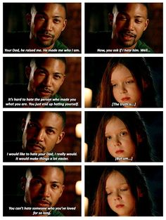 Marcel & Hope talking about Klaus