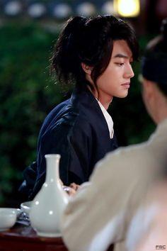 Fantasy Inspiration, Character Inspiration, Jinyoung, Kwak Dong Yeon, Moonlight Drawn By Clouds, Yoo Seung Ho, Self Image, Moon Lovers, Korean Actors