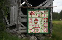 My World of Quilting Applique Quilts, My World, Blanket, Quilting, Spaces, Patchwork, Rug, Blankets, Quilling