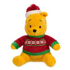 Disney Store, Winnie the Pooh, Pooh Bear, Disney Christmas 2015
