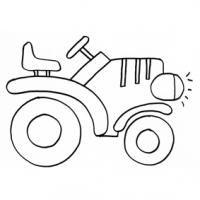 Imprimer des coloriages de panneaux de signalisation de danger sur la route panneau de - Dessin tracteur facile ...