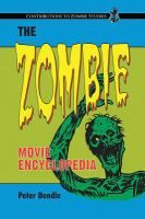 """""""The zombie movie encyclopedia"""" by Peter Dendle. Check it out: https://tripod.brynmawr.edu/find/Record/.b3601744"""