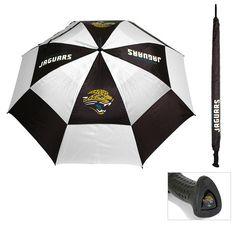 Jacksonville Jaguars 62 double canopy umbrella #JacksonvilleJaguars