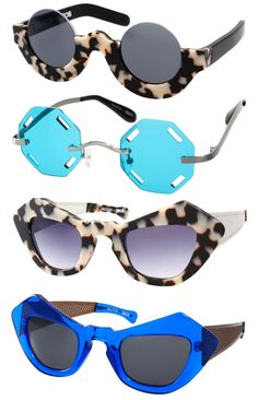 The new MauStein x ASOS eyewear collection resonates an endearingly quirky and hip mood for summer