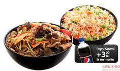 Meniu Vită Japchae, Paella, Ethnic Recipes, Food, Eten, Meals, Diet