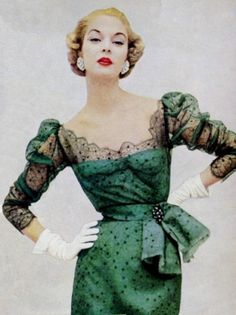 Jean Patchett. Now, to find someone who can replicate this dress.