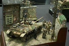 Bernard Lustig Panzer Iv, Model Tanks, Military Diorama, Vignettes, Military Vehicles, Miniatures, War, Illustrations, Models