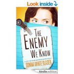 Cover Reveal: The Enemy We Know: Suspense with a Dash of Humor