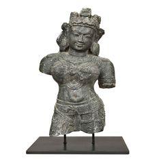 Ganga Devi, Sena Period, Bengala, India  Available, info: curto.tonio@gmail.com
