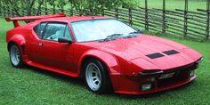 De Tomaso Pantera...I don't care what u think, I love these cars!