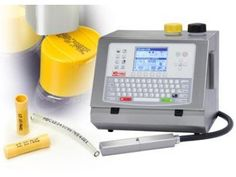 Industrial coding and printing system