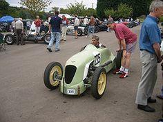Austin Seven 200 Mile Brooklands Race Car