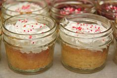 Smashed Peas and Carrots: How to Bake: Cupcakes-in-a-Jar