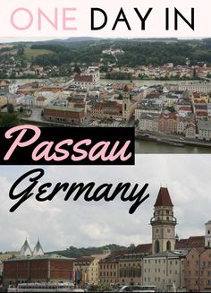 Passau is a pretty Bavarian town on the Danube River, close to Austria. If you are short on time, the article covers how to spend a day in Passau, Germany. Cities In Germany, Germany Europe, Germany Travel, River Cruises In Europe, European River Cruises, Europe In November, Passau Germany, Holidays Germany, Danube River Cruise