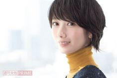 波瑠 撮影/伊藤和幸 - Yahoo!ニュース(週刊女性PRIME)