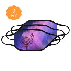 Put your mind at ease with this pack of 3 washable, reusable flamingo mouthmask.  It helps you to slow down the spread of possible viruses, while covering your nose and mouth, blocking respiratory droplets, particles that might infect you and the people around you. Great price for proctecting the health of yourself or loved ones, and leading by example in your community.  #mouthmasksonline #mouthmaskdeals #globalwarming #awareness #statementmouthmask #facemaskfashion #purpleaesthetic #stayhome Party Accessories, Travel Accessories, Bff Gifts, Gifts For Mom, Mouth Mask Fashion, Ideal Image, Spanish Fashion, Mask Online, Purple Aesthetic
