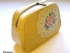 Особенности обработки сумок кедером. Шьем косметичку с каркасом - Ярмарка Мастеров - ручная работа, handmade