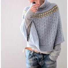 Indigo Frost Knitting pattern by Isabell Kraemer