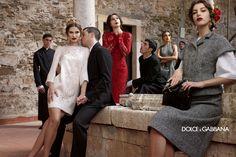 Dolce and Gabbana ad campaign FW 2013 Hrisskas style-1 on Стилът на Hrisskas: Мода, дрехи и аксесоари  http://www.hrisskas.com/social-gallery/dolce-and-gabbana-ad-campaign-fw-2013-hrisskas-style-1