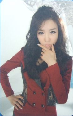 SNSD's Tiffany, The Boys era