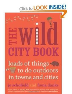 The Wild City Book: Fun Things to do Outdoors in Towns and Cities: Amazon.co.uk: Jo Schofield, Fiona Danks: Books